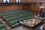 Fay Jones MP speaks to the Commons Chamber via video link